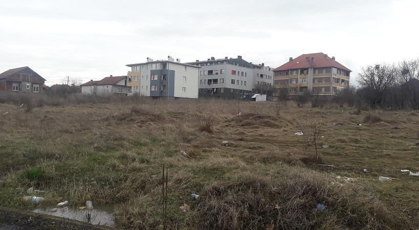 Na ovoj lokaciji će se graditi stanovi. Foto Grad Vranje