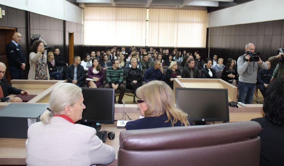 Kvartalni izveštaji višim sudovima. Foto Vranjenews