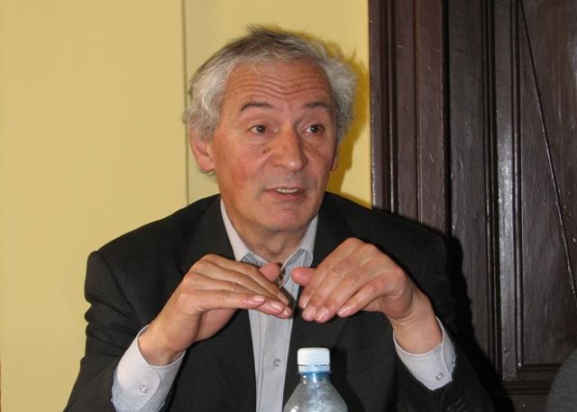 Simbioza države i privrede: Miroslav Prokopijević. Foto Vranjenews