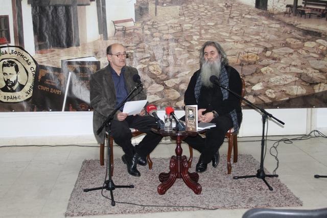 Bori u čast govorio pesnik Miroslav Maksimović. Foto VranjeNews