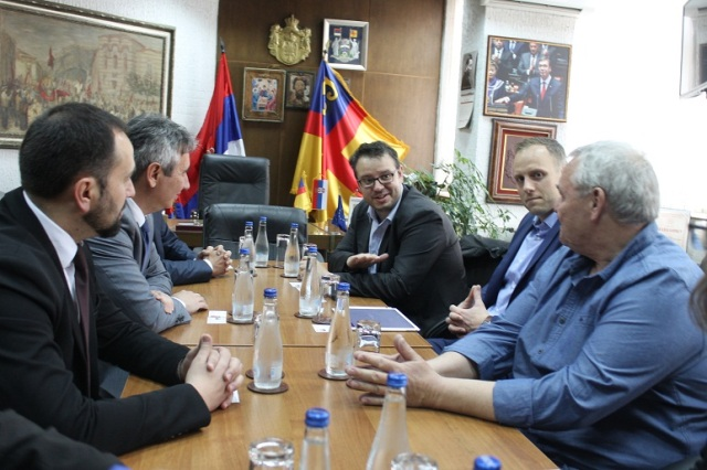 Danci bi zaposlili 300 tekstilaca. Foto Grad Vranje