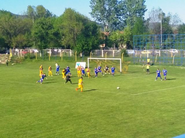Detalj sa meča Dinamo - TSC. Foto VranjeNews