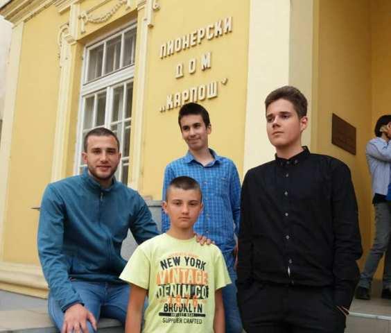 Tri nagrade za učenike Muzičke škole