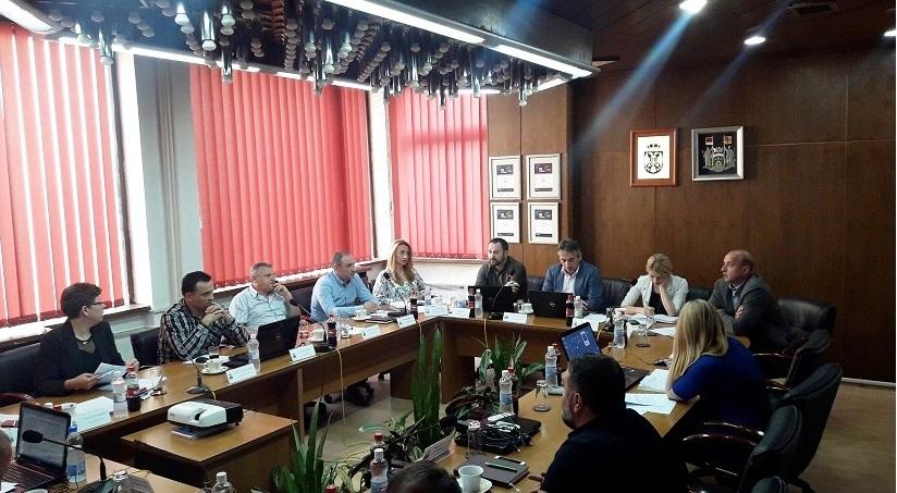 U četvrtak 118. sednica Gradskog veća Vranja. Foto Grad Vranje