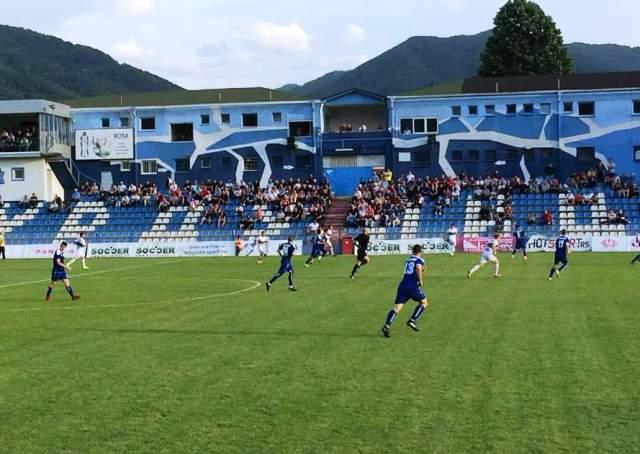 Dvostruki strelac bio je Zlatanović. Foto FK Radnik
