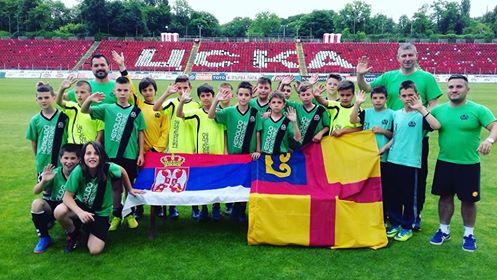 Igrali protiv najtrofejnijeg bugarskog tima. Foto ŠF Prestiž