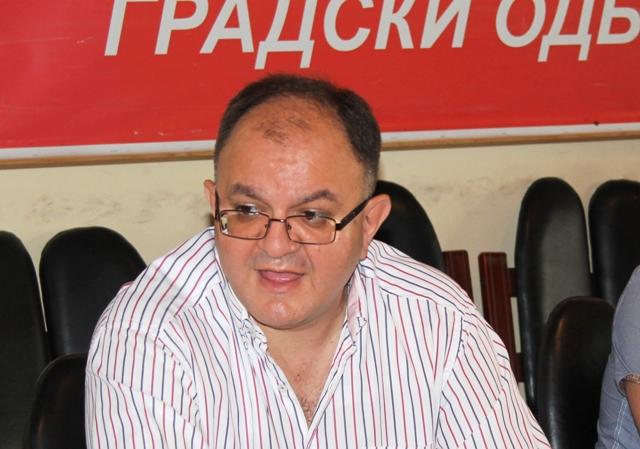 Dvadeset šest godina iskustva u koalicionim dogovorima: Zoran Antić. Foto VranjeNews