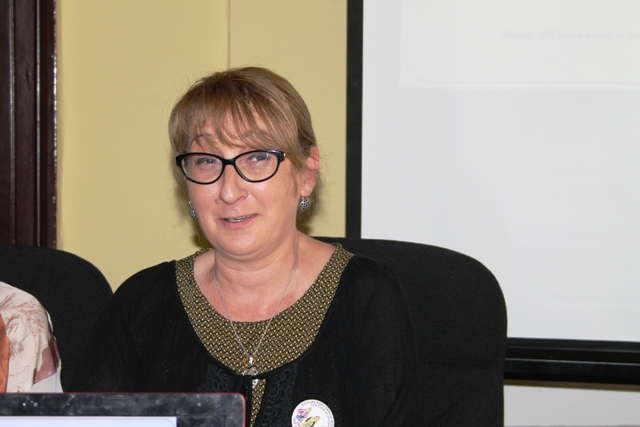 Suzana Antić Ristić, predsednica Odbora za ljudska prava Vranje. Foto VranjeNews