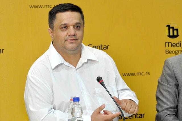 Niti je izabran LAF, niti imamo žalbene postupke u Vranju: Zoran Gavrilović (BIRODI). Foto MC Beograd