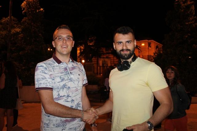 Prvi: Dositejevci. Foto VranjeNews