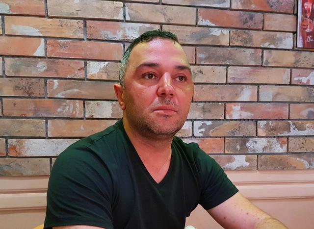 Za desetak godina bićemo svi u opasnosti: Damir Spasić. Foto VranjeNews