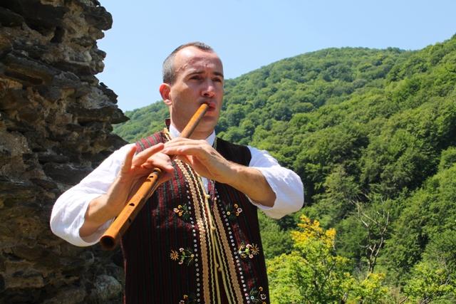 Dalibor Mladenović, poznati vranjski kavaldžija. Foto D. Dimić, VranjeNews