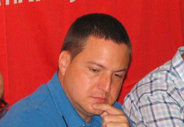 Branko Ružić. Foto VranjeNews
