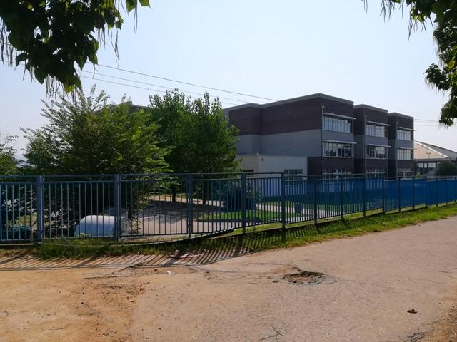 Lokacija je u blizini srednje Medicinske škole u Vranju. Foto VranjeNews
