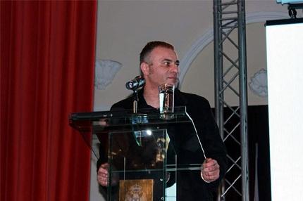 Slađan Stojanović Frenki. Foto VranjeNews