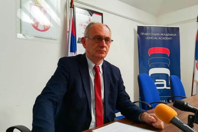 Predsednik suda Stojadin Stanković. Foto VranjeNews