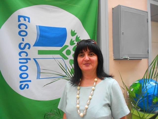 Gordana Nikolić, profesorka Gimnazije. Foto VranjeNews