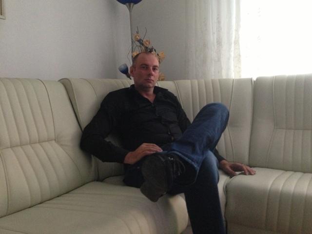 Goran Tasić Gokče. Foto privatna arhiva