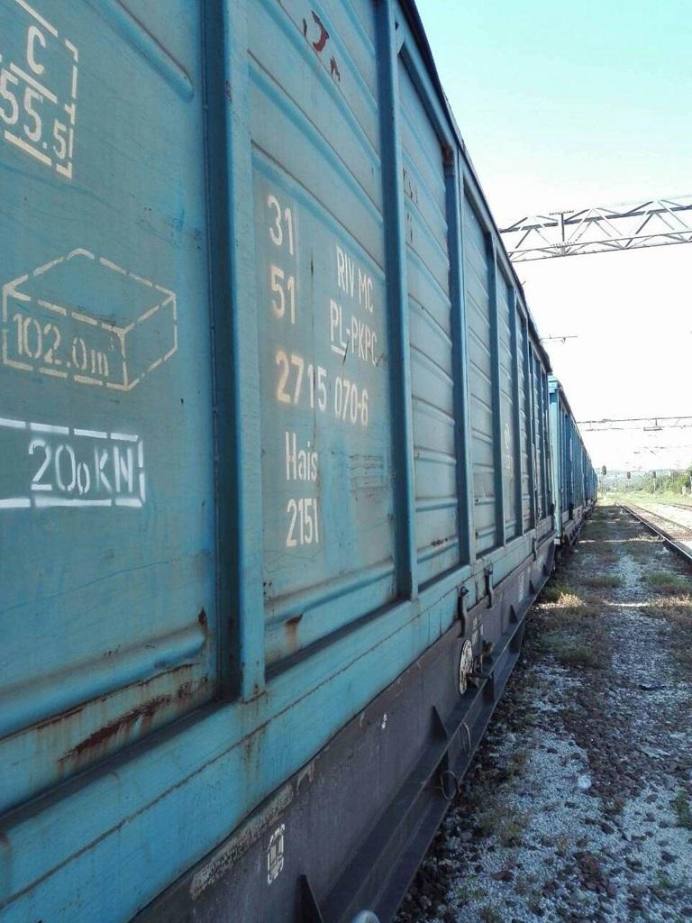 Migranti opsedaju teretne vozove u pokušaju tranzita ka Zapadu. Foto ilustracija Uprava carina