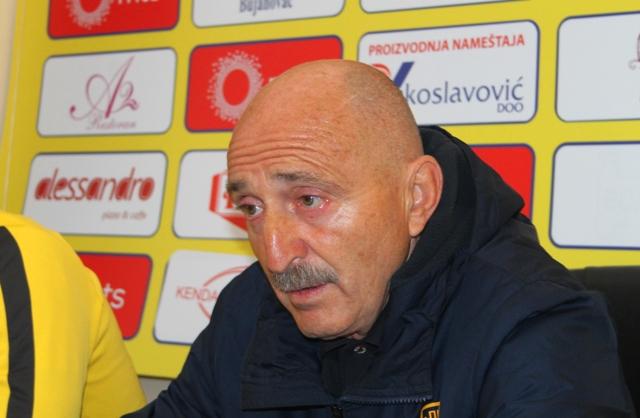 Ne mogu igrači da vode politiku kluba. Radmilo Jovanović. Foto VranjeNews