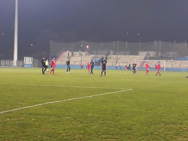 Detalj sa subotnje utakmice u Surdulici. Foto VranjeNews