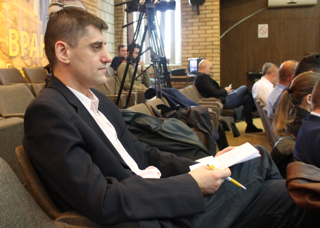 Platni razredi ključni. Dušan Mladenović. Foto VranjeNews