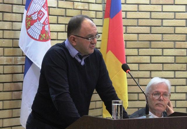 Zoran Antić avanzovao u državnog sekretara. Foto VranjeNews