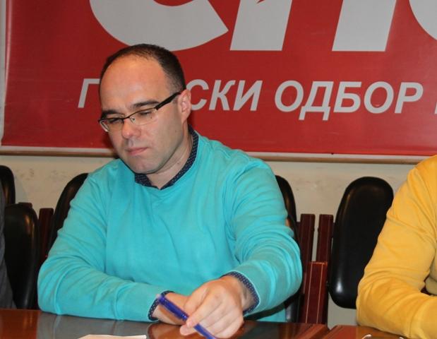 Branimir Stojančić. Foto VranjeNews