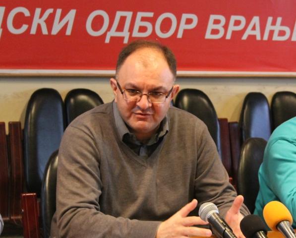 Građani imaju pravo da pokreću inicijative: Zoran Antić. Foto VranjeNews