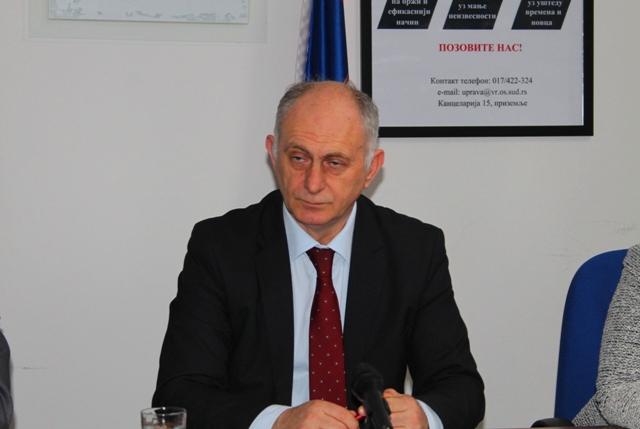 Stojadin Stanković. Foto VranjeNews
