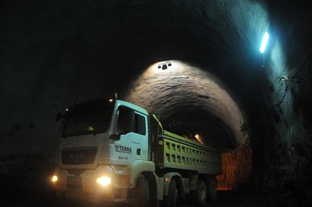 Tunel Manajle pokrivaće šesnaest kamera. Foto Koridori Srbije
