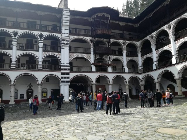 Rilski manastir, jedna od atrakcija verskog turizma u Bugarskoj. Foto BSC