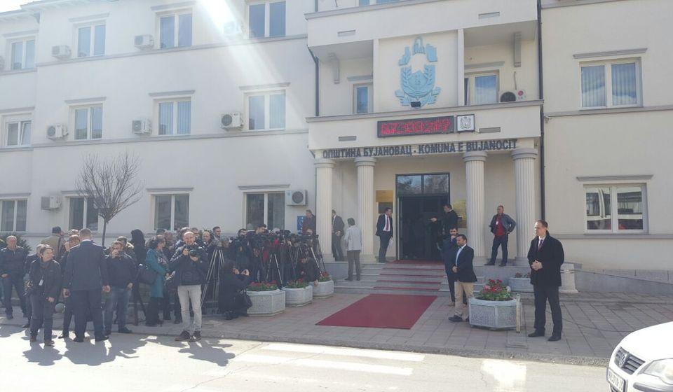 Zgrada SO Bujanovac. Foto VranjeNews