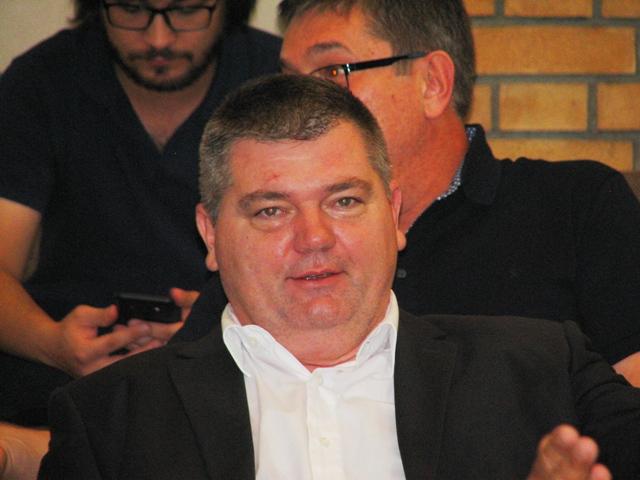 Za iskazivanje opozicionog nezadovoljstva ne treba da služi ulica, već zvanične institucije grada: Dejan Manić. Foto VranjeNews