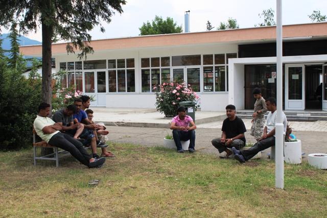 Migranti su na jugu Srbije smešteni u prihvatnim centrima u Bujanovcu, Preševu, Vranju i Bosilegradu. Foto VranjeNews