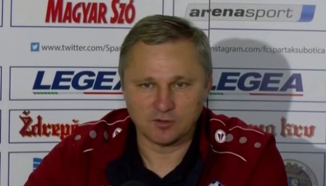 Milan Milanović. Foto printscreen Super liga