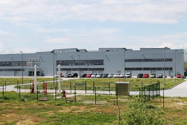 Industrijska zona u Bunuševcu. Foto VranjeNews