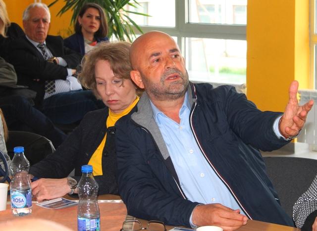 Nedžat Behljulji, privrednik iz Bujanovca. Foto VranjeNews