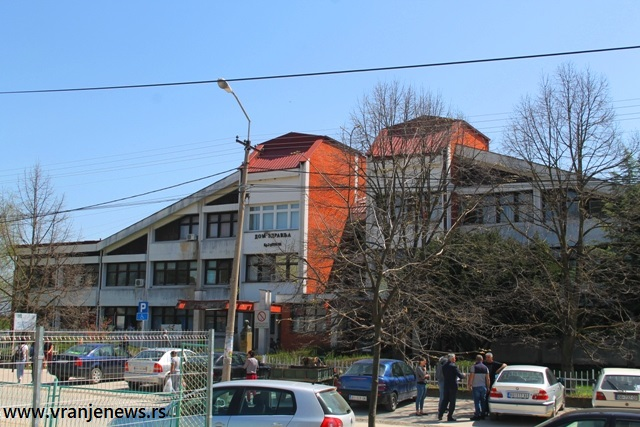 Bez struje će biti i naselja oko Doma zdravlja u Bujanovcu. Foto VranjeNews