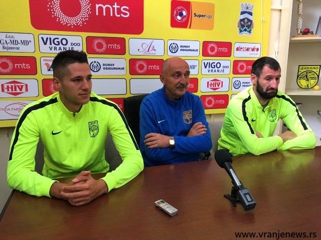 Poslednje šansa za opstanak u Super ligi. Foto VranjeNews