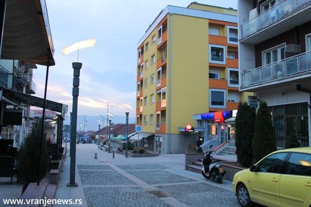 Nezgoda se dogodila u centru Surdulice. Foto VranjeNews