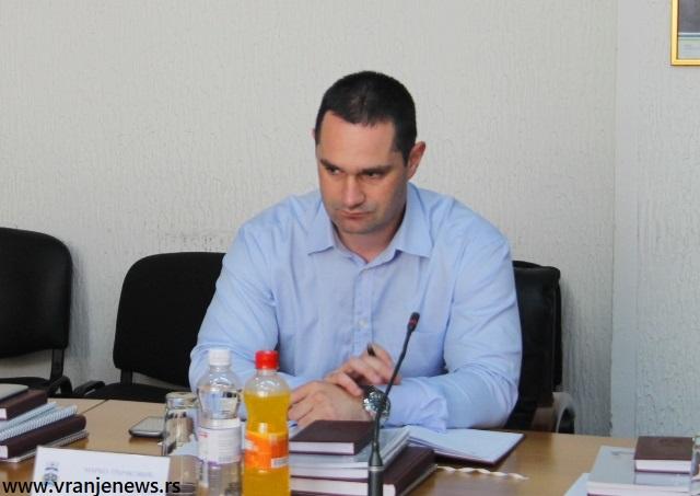 Marko Tričković. Foto VranjeNews