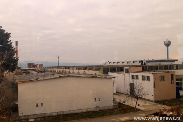Proizvodnja Spilita bila je instalirana u nekadašnjim pogonima Jumka. Foto VranjeNews