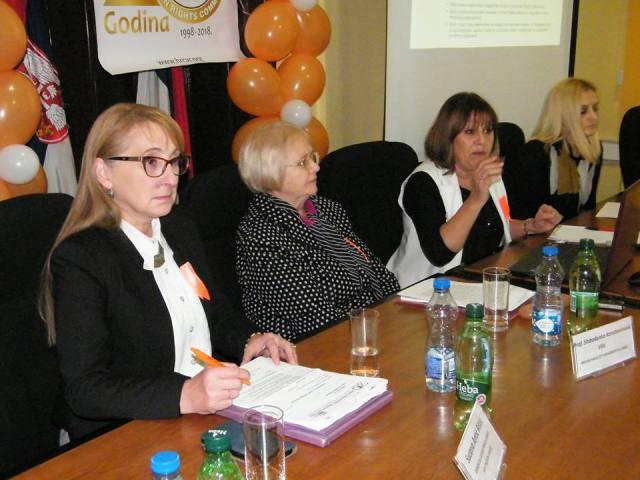Foto SOS telefon Vranje