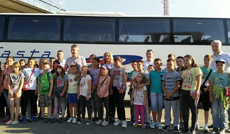 Foto ilustracija: odlazak na letovanje 2018. (Grad Vranje)