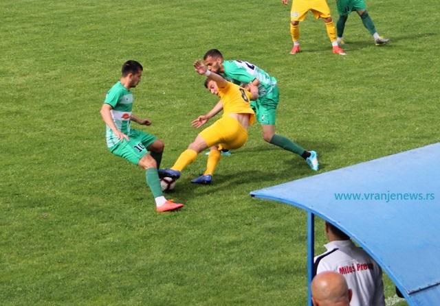Marko Đurišić bio je uzdanica tima u finišu sezone. Foto VranjeNews