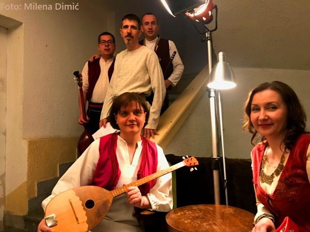 Grupa Izvor. Foto Milena Dimić/VranjeNews