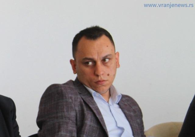 Rahim Salihi. Foto VranjeNews