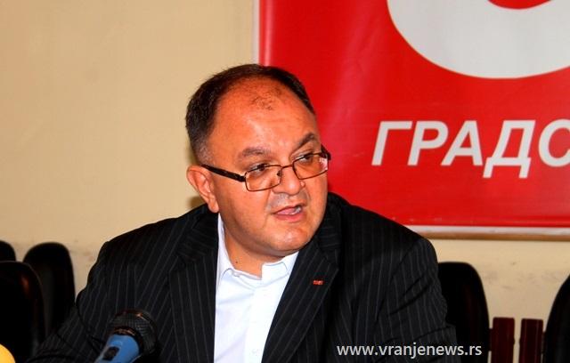 Zoran Antić. Foto VranjeNews
