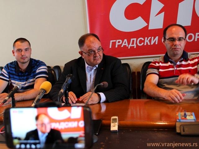 Sa Novicom Tončevim sam u odličnim odnosima: Zoran Antić. Foto VranjeNews